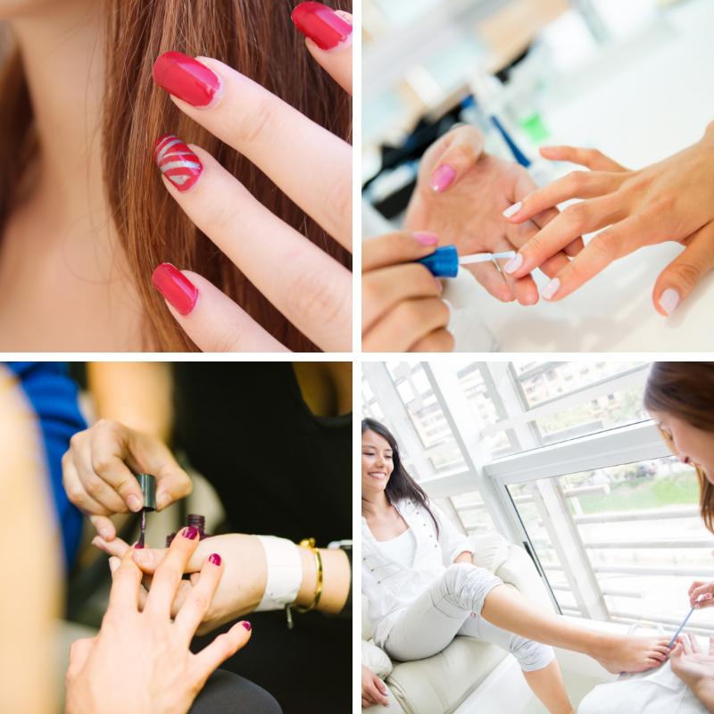Nail Salon Services | Cedar City Utah - The Nails Cedar City Salon